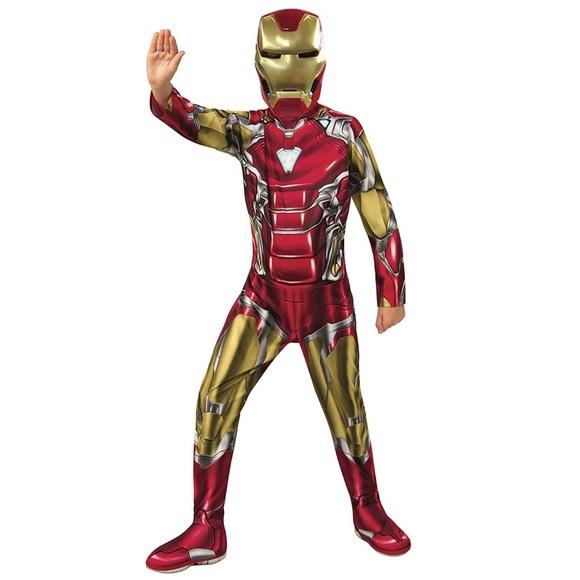BRAND NEW - Kids Marvel Avengers Iron Man Costume